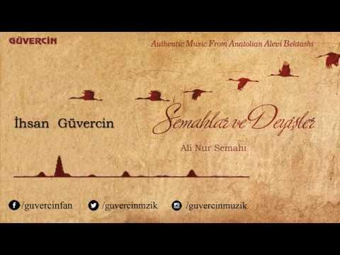 İhsan Güvercin - Alinur semahı  [Official Audio Güvercin Müzik ©]