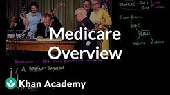 Medicare overview | Health care system | Heatlh & Medicine | Khan Academy