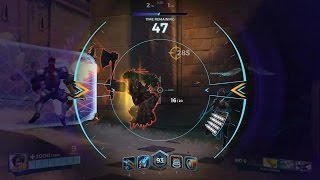 [Paladins (STEAM)] Gameplay , Kinessa as a Sniper