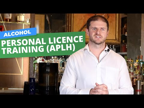 Personal Licence (APLH) UK Full Course | Updated 2020