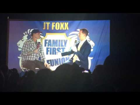 Vanilla Ice - JT Foxx Interview