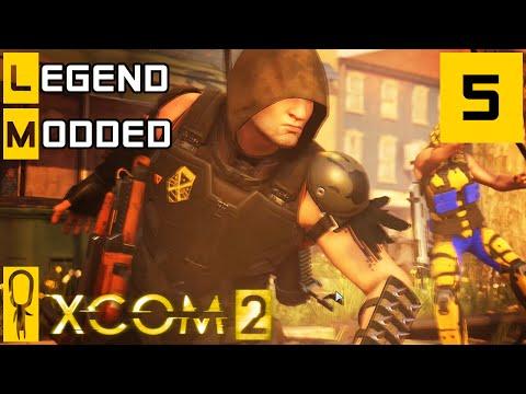 XCOM 2 - Part 5 - Sacred Prophet Device - Let's Play - [Season 3 Legend Modded]
