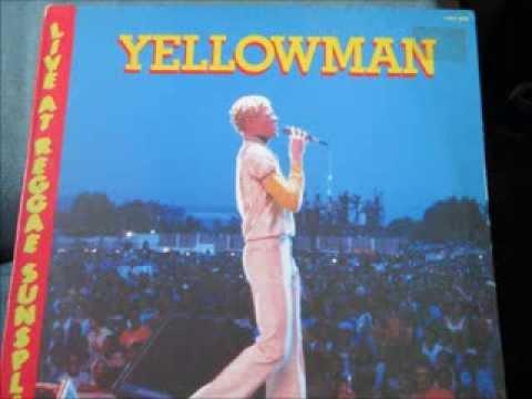 Yellowman - Live at the Reggae Sunsplash. 1982