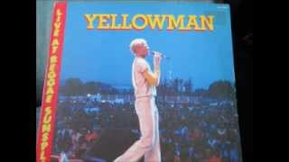 Yellowman - Live at the Reggae Sunsplash. 1982