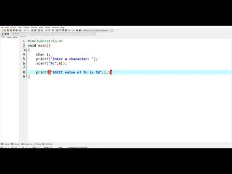 c-program-to-find-ascii-value-of-a-character-||-coding-guide-for-beginners-||-#programming
