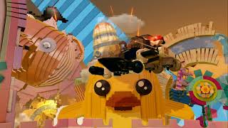 The LEGO Movie Videogame Walkthrough Part 9 - Attack on Cloud Cuckoo Land