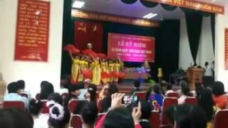 múa Quạt Việt - đoàn TTSP trường Tiểu học Tiền Phong B thumbnail