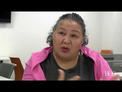 Sylvia Puente on BCG's Partnership with the Latino Policy Forum