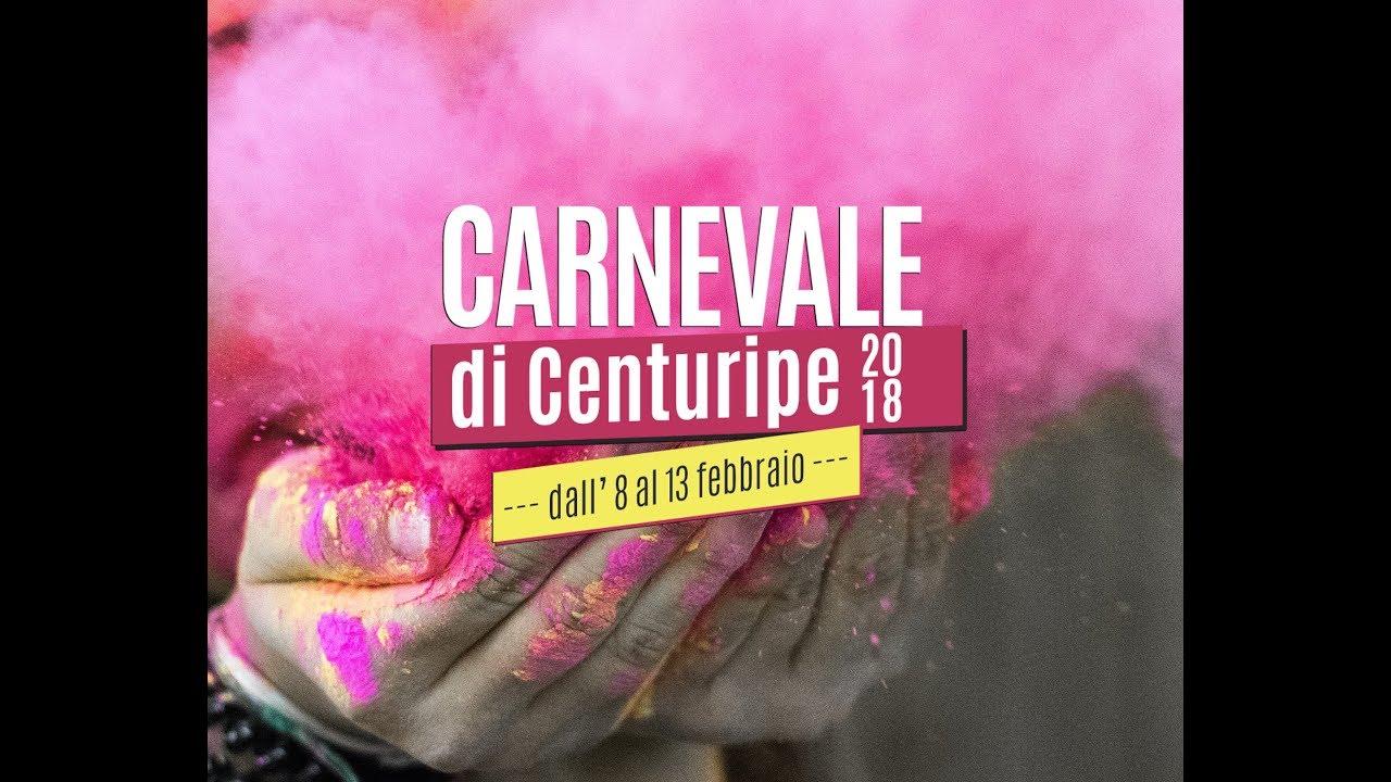 Carnevale di Centuripe 2018
