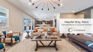 Hasufel Way, Reno, Nevada Home Staging