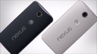 Video  - Nexus 6 by Motorola announced - Androidizen