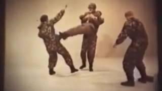Док.фильм о том как готовят спецназ