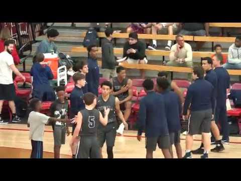 Sierra Canyon CA vs Longbeach Poly CA, 2018 Nike Extravaganza at Meruelo