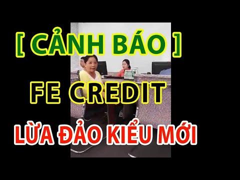 Fe Credit Lừa đảo Kiểu Mới Hãy Nên Cảnh Giác.
