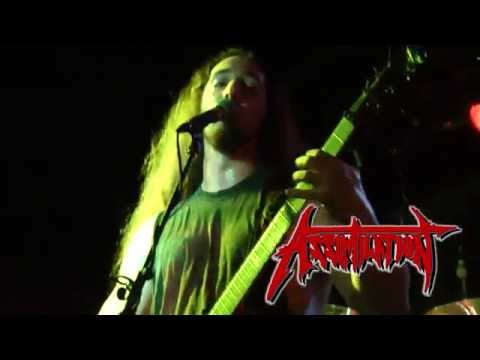 Assimilation - Laws Of Power (Live) - May 21 2016 at Funky's