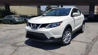 2017 Nissan Rogue Sport SV In-Depth Video Walkthrough