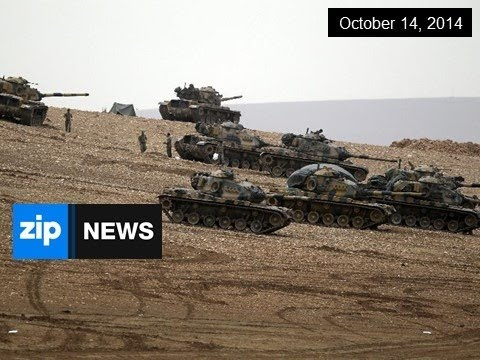 Turkey Grants USA Use Of Military Base - Oct 14, 2014