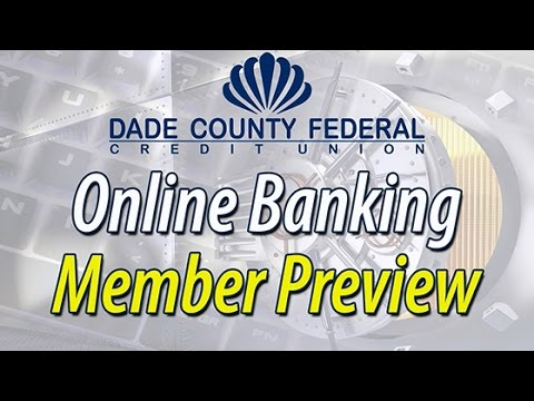 New Banking System Member Preview