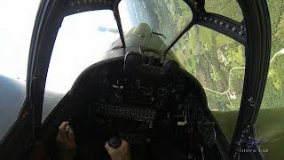 Curtiss TP-40 - Part 3 / In Flight - Kermie Cam