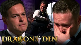 Peter Struggles To Keep It Together | Dragon