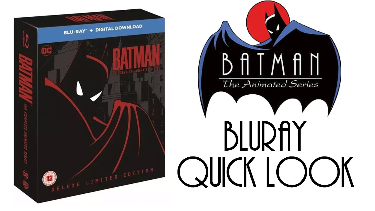 batman animated series complete download