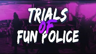 BUBBLE AND ACRSTRIDER PLAYS IN TRIALS OF FUN POLICE 17!