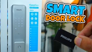 Pasang Kunci Pintu Digital Modern PHILIPS Easy Key Alpha screenshot 4