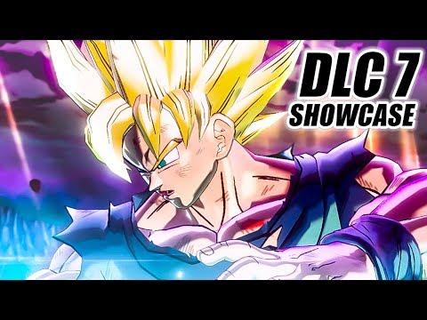 Showcase! Hablando del NUEVO DLC 7! - DRAGON BALL XENOVERSE 2