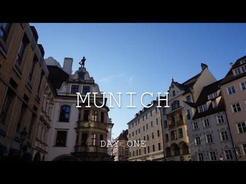 GERMANY VLOG (MUNICH DAY 1)