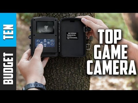 Best Trail Camera 2020 - Budget Ten Game Camera Review