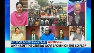 Nation At 9: Madras HC Judge Raises Doubts Over Jaya's Death