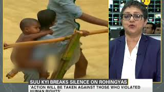 WION analyses what Suu Kyi said in her speech on Rohingya crisis