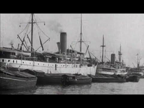 pelabuhan K.P.M Tanjung Priok 1927 Full