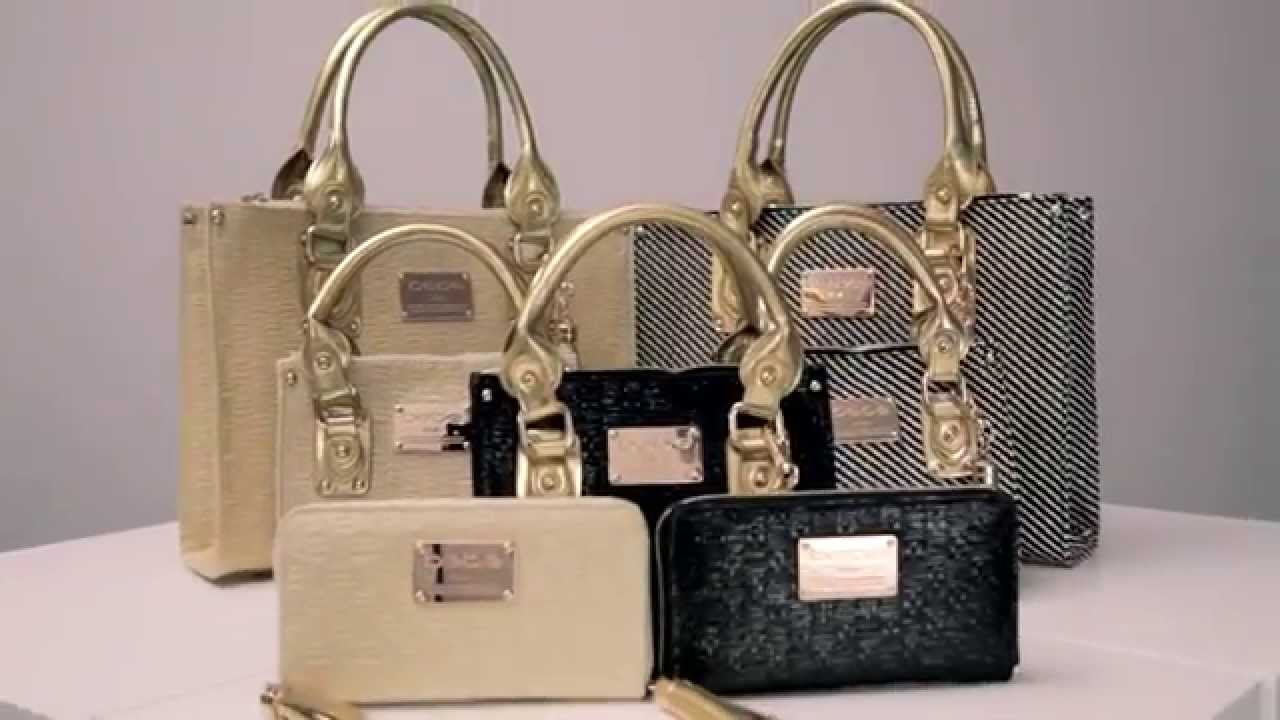 Bebe Carrie Straw Handbag Collection