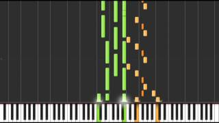 65DaysOfStatic - Drove Through Ghosts To Get Here (Synthesia)