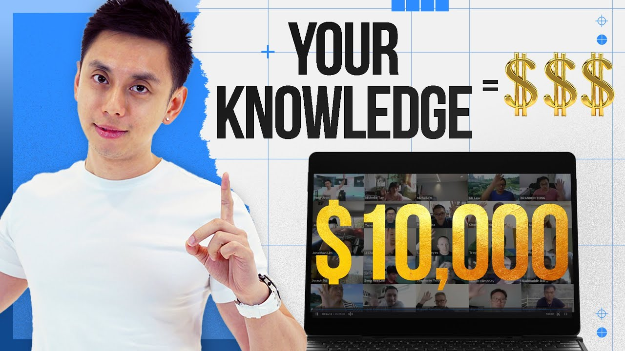 How to Make $10,000 in a Weekend Teaching What You Know (This is the New Normal)