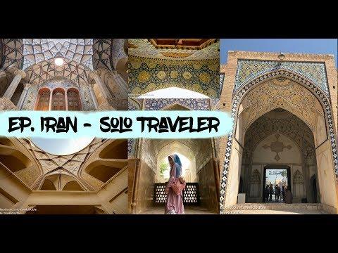 Let's go to Iran - solo traveler (Pink mosque, Persian architecture, Bazaar)