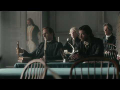 George Washington joins (Sons of Liberty, 2015)