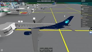 AA Flight At Schiphol Airport Economy Ended Bad Aqua Airways - ROBLOX
