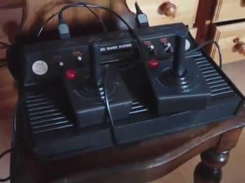 Atari Rinco Aka Rambo Jak To Wyglada I Jak To Gra Atari 2600 Klon Kopia Youtube