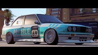JP Performance MAHLE BMW M3 E30 Speedpaint/Speedbuild - Need for Speed Payback