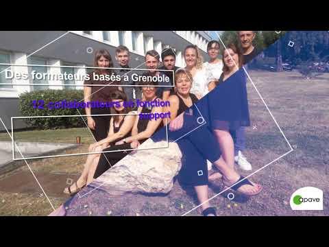 Vous former à Grenoble ?