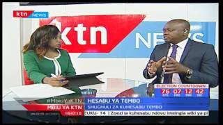 Mbiu ya KTN taarifa kamili: Hesabu za Tembo - [Sehemu ya Tatu] 23/05/2017