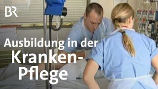 Gesundheits- und Krankenpfleger- Ausbildung - Beruf