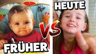 Geheime Videos von Lulu & Leon aufgetaucht 😱 200K Abo Special | FRÜHER vs. HEUTE mit Lulu & Leon