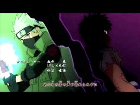 Naruto Shippuden Opening 15 Guren (FULL)