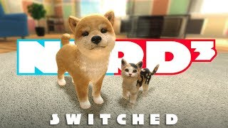 Little Friends: Dogs & Cats - Nerd³ Switched