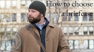 How to Choose a Briefcase