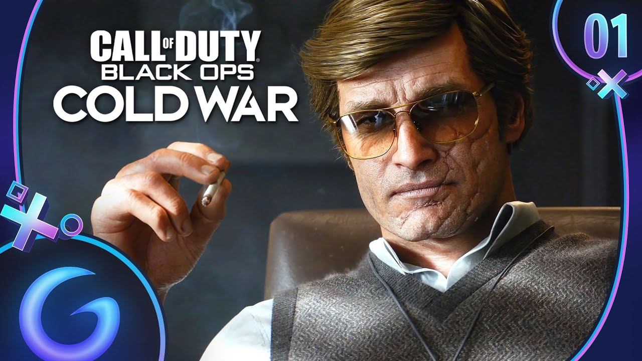 CALL OF DUTY BLACK OPS COLD WAR FR #1