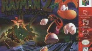 Rayman 2 TGE Music Request - The Tomb of the Ancients